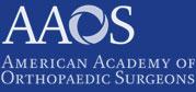 The American Academy of Orthopaedic Surgeons